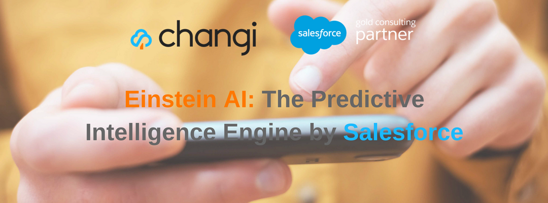 Predictive Intelligence on Mobile with Salesforce Einstein