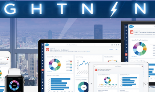 Get Ahead of the Competition with Salesforce Lightning