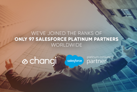 Big News : We're Officially a Salesforce Platinum Partner!