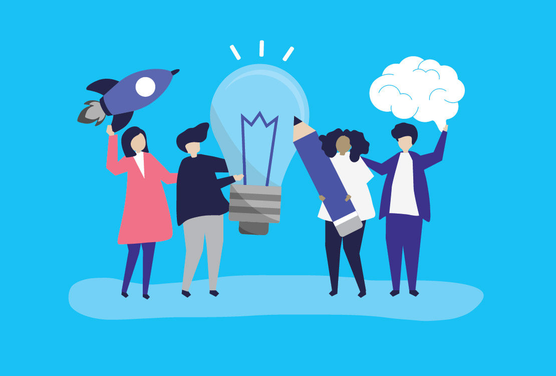 Your Guide to Innovating: Focus on Inspiring People