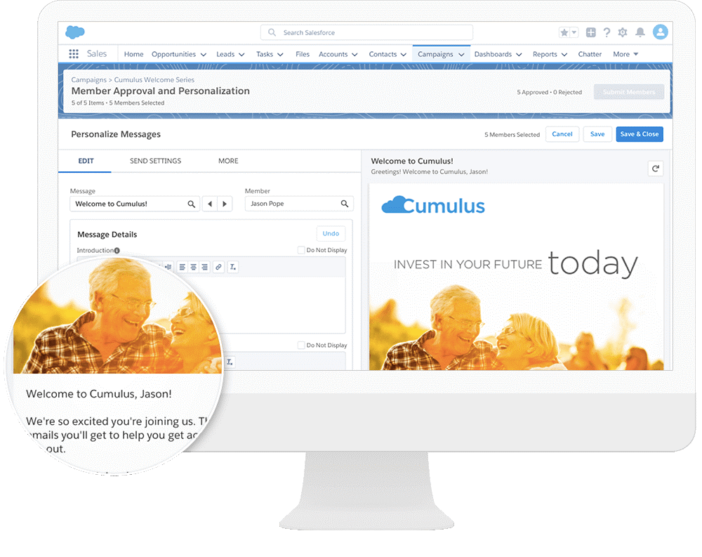 Salesforce Distributed Marketing Features in Marketing Cloud