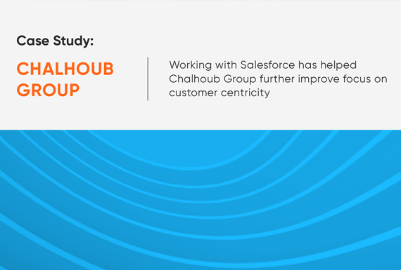 Chalhoub Group's digital transformation with a laser focus on customer centricity